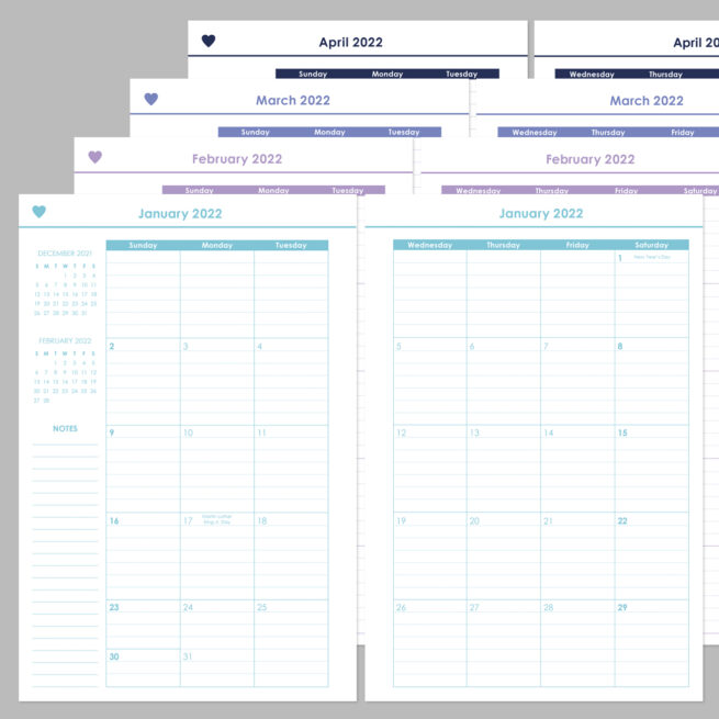 ashley-shelly-planner-2022-monthly-spreads